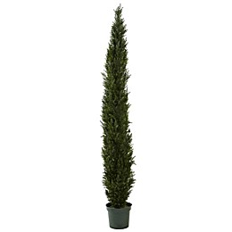 Nearly Natural 8-Foot Cedar Pine Tree