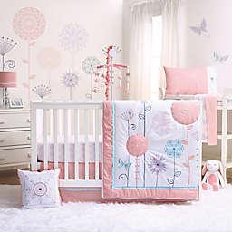 The Peanutshell™ Wildflower Crib Bedding Collection