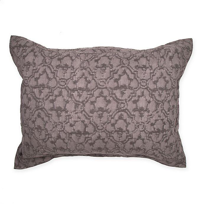 Alternate image 1 for Wamsutta® Vintage Textured Jacquard Pillow Sham