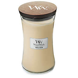 WoodWick® Vanilla Bean 22-Ounce Jar Candle