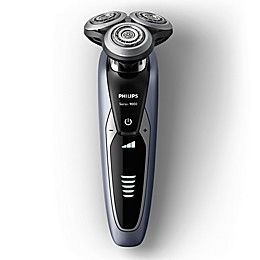 Philips Shaver 9000 Wet and Dry Electric Shaver in Glacier Blue