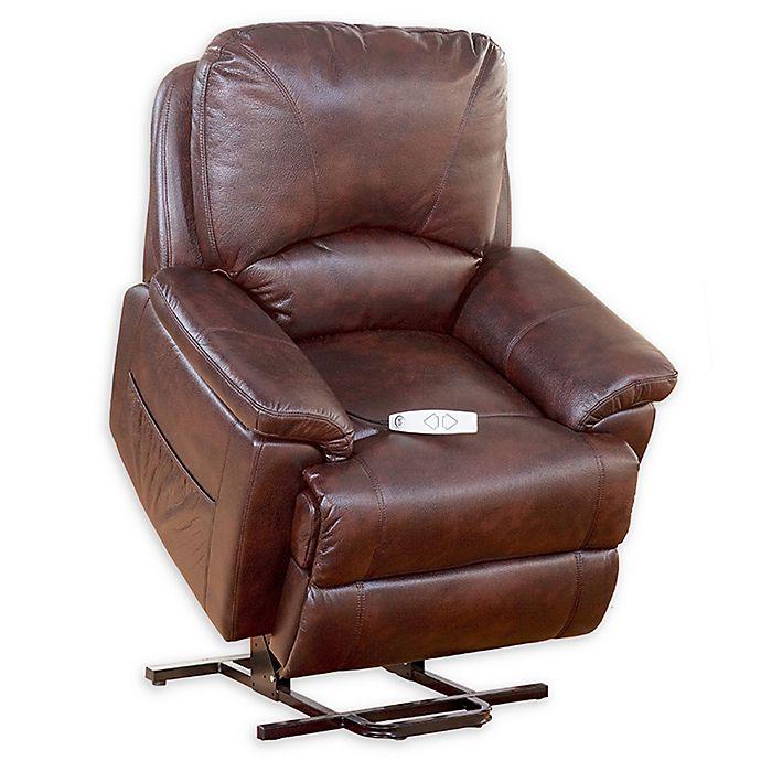 Alternate image 1 for Serta® Marvin Recliner Chair in Virtuoso Java