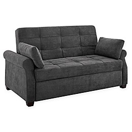 Serta® Halton Convertible Sofa in Grey