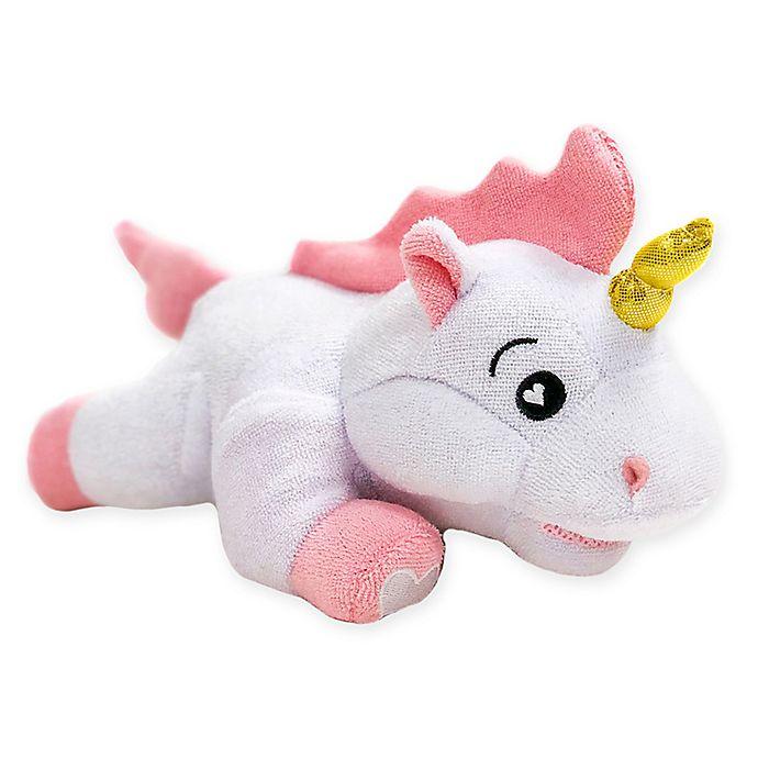 Alternate image 1 for SoapSox® Nova the Unicorn Bath Scrub