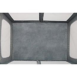 Romp & Roost LUXE Waterproof Playard Sheet in Grey