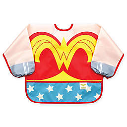 Bumkins® DC Comics™ Wonder Woman Multicolor Sleeve Bib