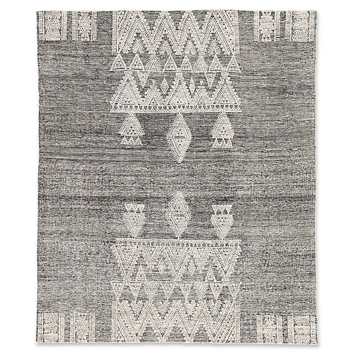 Alternate image 1 for Jaipur Living Torsby 9' x 12' Area Rug in Black