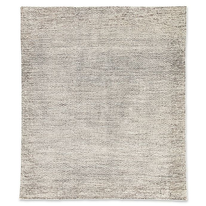 Alternate image 1 for Jaipur Living Shervin 9' x 12' Hand-Knotted Area Rug in Grey