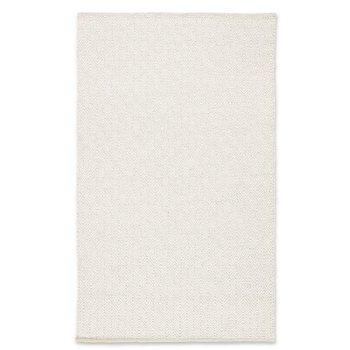 Alternate image 1 for Jaipur Living Shox 9' x 13' Hand-Loomed Area Rug in White