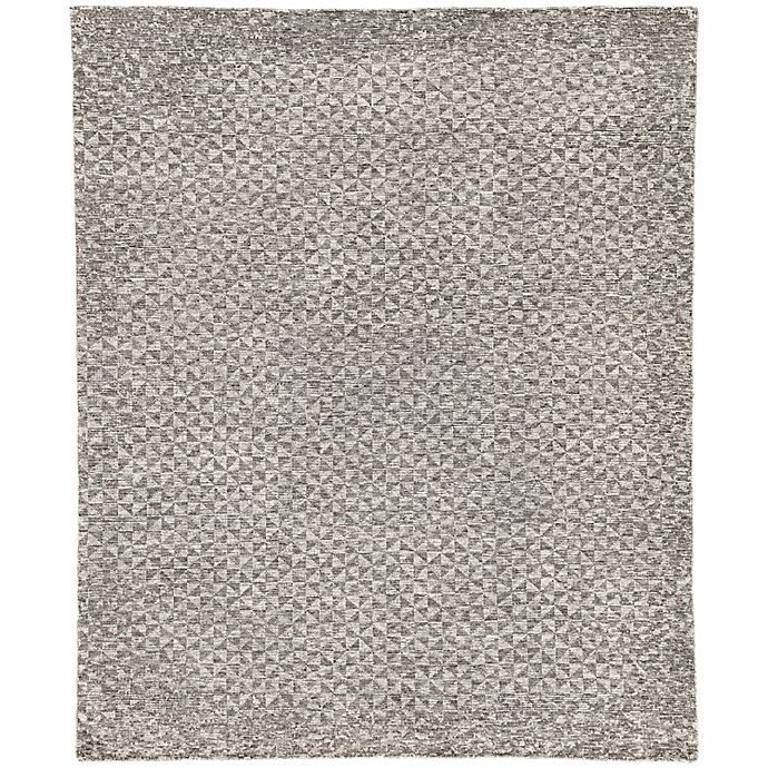 Alternate image 1 for Jaipur Living Zaid 9' x 12' Hand-Knotted Area Rug in Grey