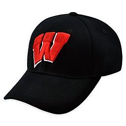 University of Wisconsin Premium Memory Fit™ 1Fit™ Hat in Black