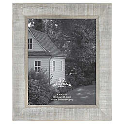 Bee & Willow™ Home 8-Inch x 10-Inch Wooden Picture Frame in Austin Grey