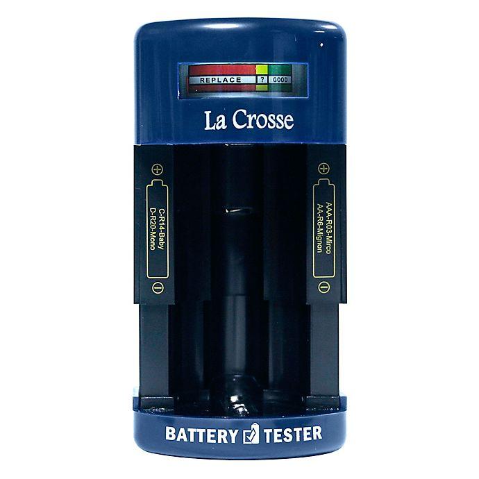 Alternate image 1 for La Crosse Technology™ Battery Tester