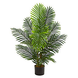 Nearly Natural 4-Foot Paradise Palm Tree