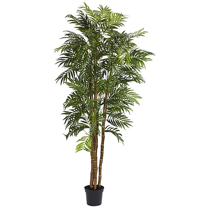 Alternate image 1 for Nearly Natural 6-Foot Bella Palm Artificial Tree