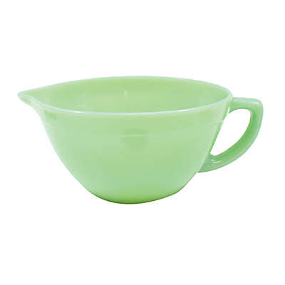TableCraft® Jadite 1.25 qt. Batter Bowl in Green