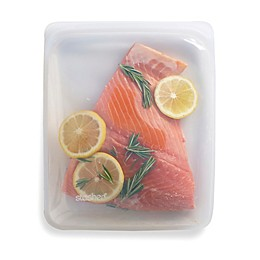Stasher Half-Gallon Silicone Reusable Food Storage Bag