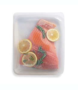 Bolsa reutilizable para alimentos Stasher de 1.89 L
