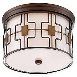 Minka Lavery City Flush-Mount Ceiling Light