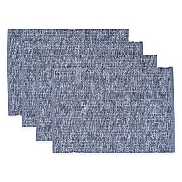 Casual Twist Rib Placemats (Set of 4)