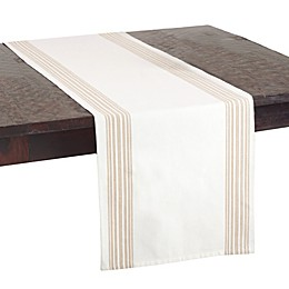 Striped 72-Inch Table Runner