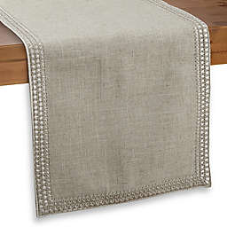 Table Runners Lace Amp Linen Table Runners Bed Bath Amp Beyond