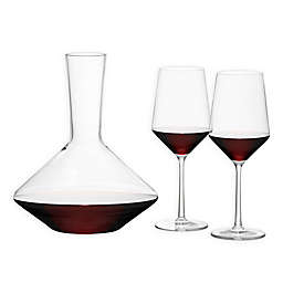 Schott Zwiesel Tritan Pure 3-Piece Wine Decanter Set