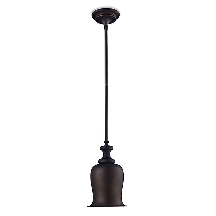 Elk Lighting Online: Buy ELK Lighting Chadwick 1-Light Mini Pendant In Oiled