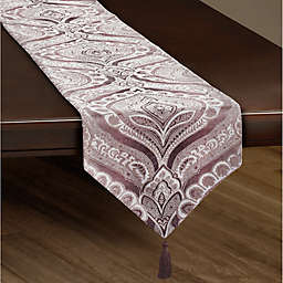 J. Queen New York™ Gianna Table Runner in Quartz