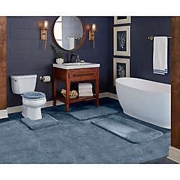"Wamsutta® Duet Cut to Fit 60"" x 72"" Bath Carpeting in Slate"