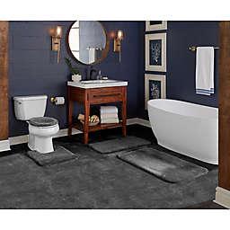 "Wamsutta® Duet Cut to Fit 72"" x 120"" Bath Carpeting in Iron"