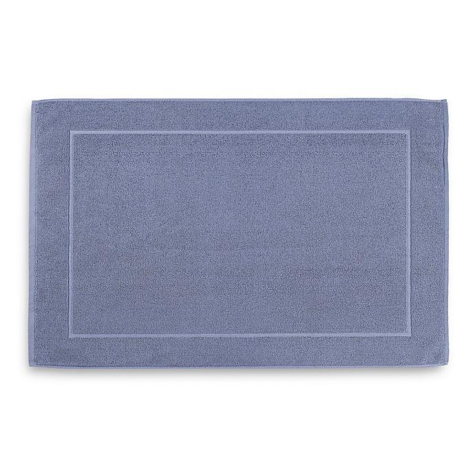 Alternate image 1 for Wamsutta® Hygro® Duet Bath Mat in Slate