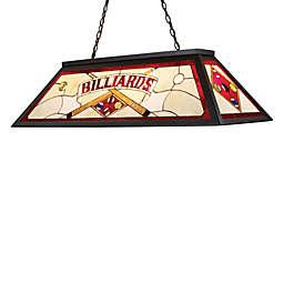 ELK Lighting Tiffany Game Room/ Billiard/Island Light in Red/Tiffany Bronze