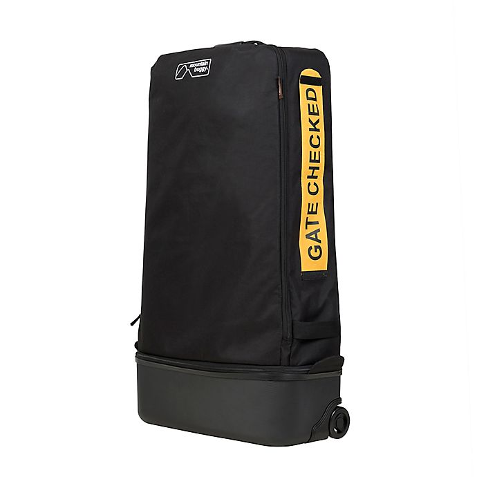 Alternate image 1 for Mountain Buggy® Travel Bag in Black