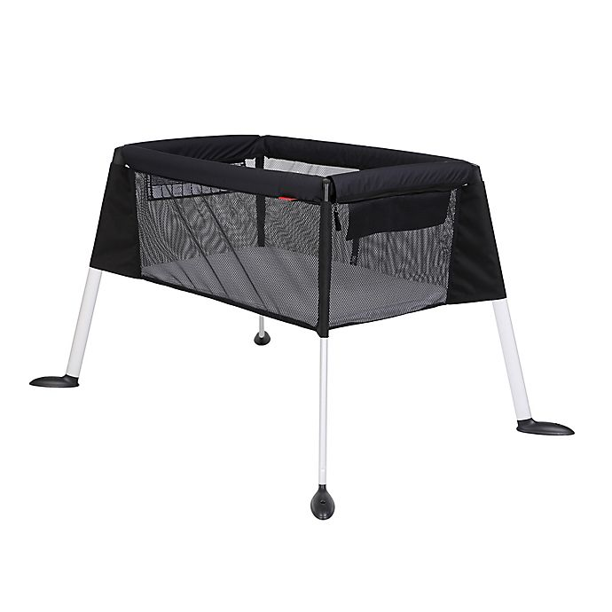 Alternate image 1 for phil&teds® Traveller™ Bassinet Accessory in Black