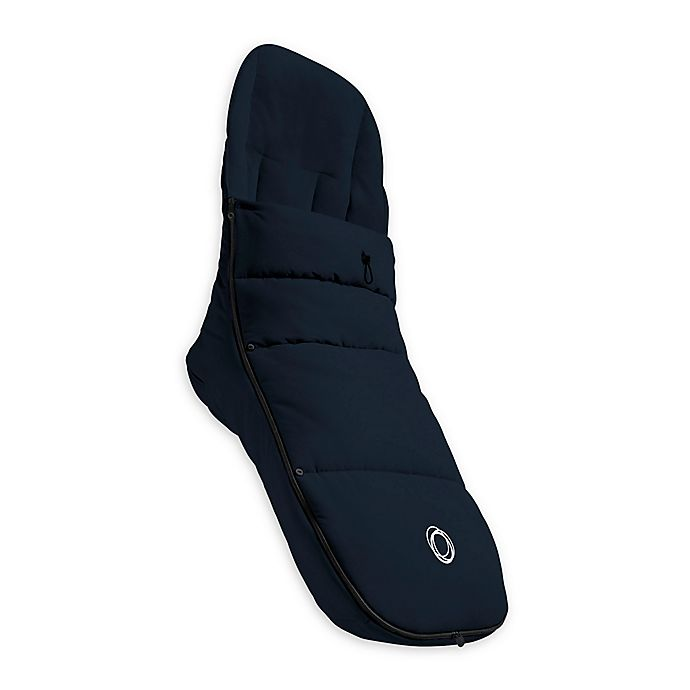 Alternate image 1 for Bugaboo Classic Footmuff in Dark Navy