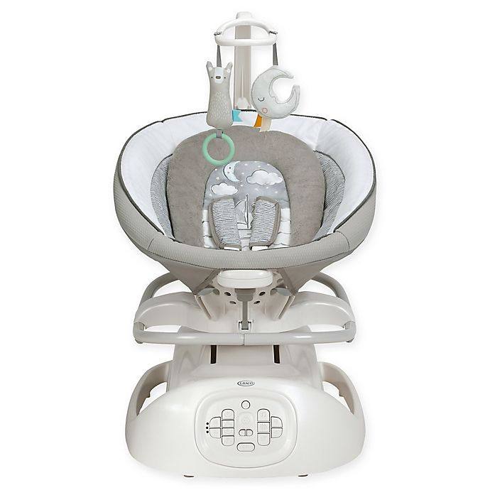 Alternate image 1 for Graco® Sense2Soothe™ Swing with Cry Detection™ Technology in Sailor