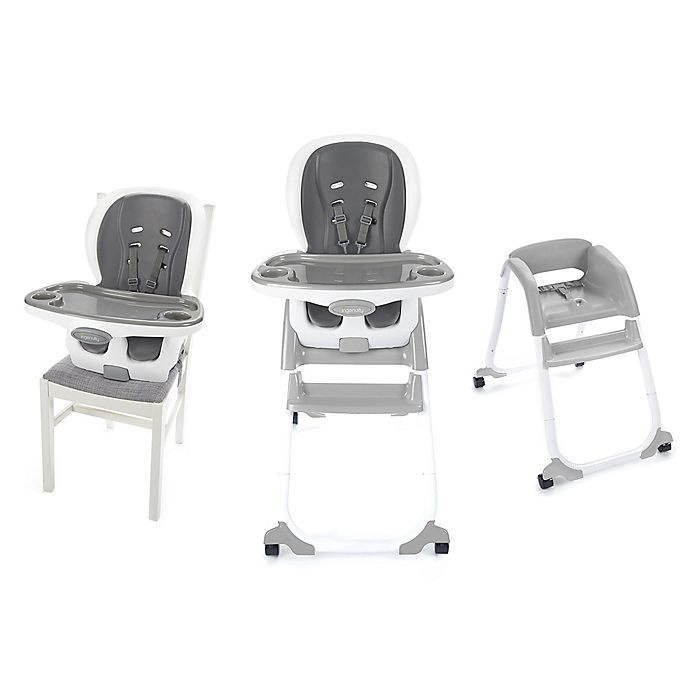 Alternate image 1 for Ingenuity™ Trio Elite 3-in-1 High Chair in Slate