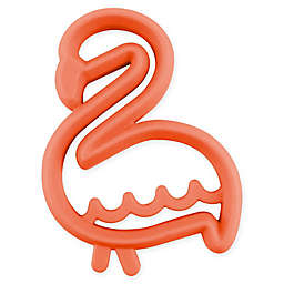 Itzy Ritzy® Silicone Flamingo Teether in Pink