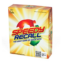 Maranda Enterprises, LLC Speedy Recall Card Game