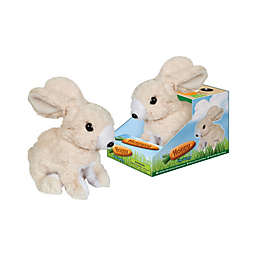 Westminster Inc. Hoppy the Rabbit Electronic Plush Animal