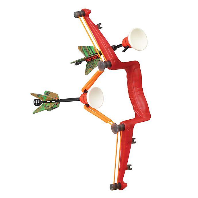 Alternate image 1 for Zing Toys Air Hunterz Zano Bow Foam Archery Set