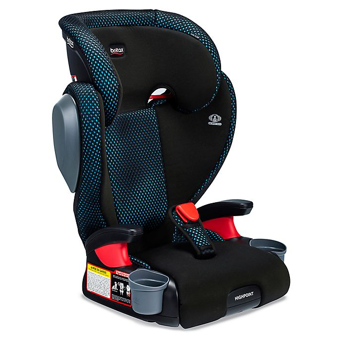 Alternate image 1 for Britax® Highpoint Cool Flow Collection Belt-Positioning Booster