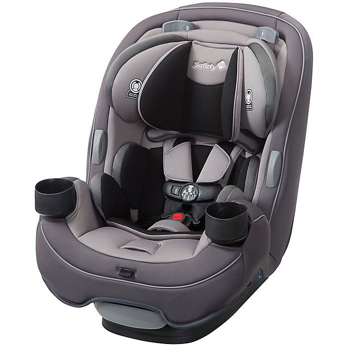 Safety 1stR Grow And GoTM 3 In 1 Convertible Car Seat Grey View A Larger Version Of This Product Image