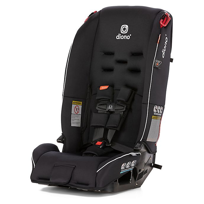 Alternate image 1 for Diono™ Radian® 3 R All-In-One Convertible Car Seat in Black