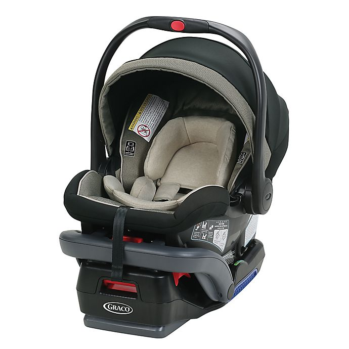 Alternate image 1 for Graco® SnugRide® SnugLock™ 35 DLX Infant Car Seat in Haven™