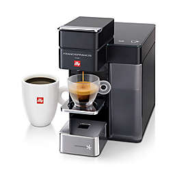 illy® Y5 Espresso and Coffee Machine in Black