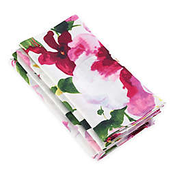 Saro Lifestyle Fiore Napkins (Set of 4)