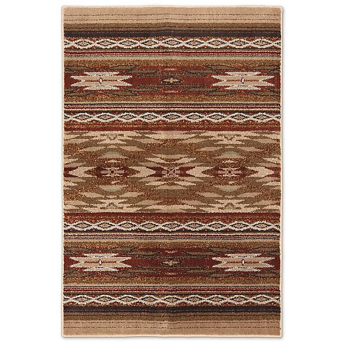 Alternate image 1 for Tahoe 2'6 x 3'10 Accent Rug in Gold