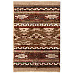 Tahoe 2'6 x 3'10 Accent Rug in Gold